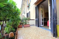 Appartamento con due ampi terrazzi